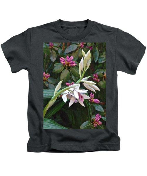 Nun Orchid Kids T-Shirt