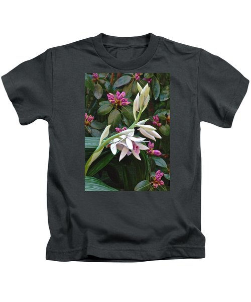 Nun Orchid Kids T-Shirt