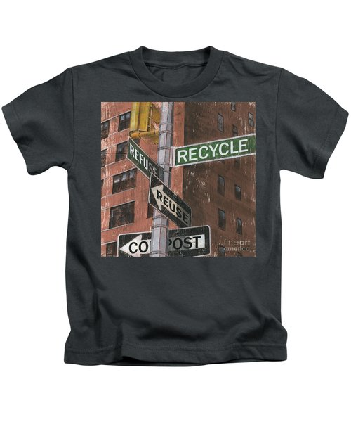 Nyc Broadway 1 Kids T-Shirt