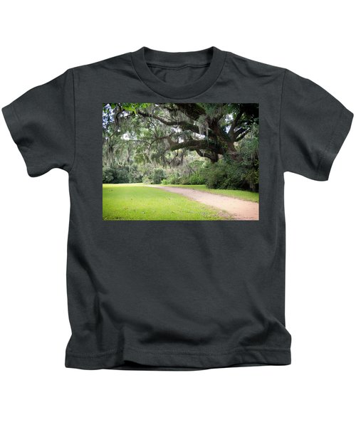 Oak Over The Trail Kids T-Shirt