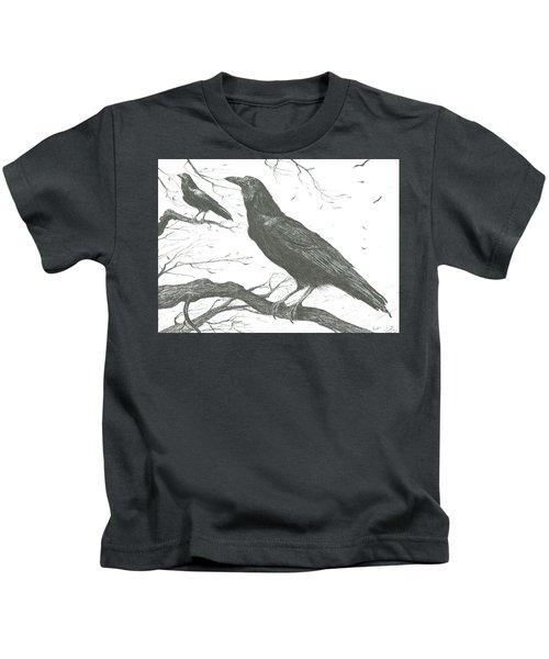 Observers Kids T-Shirt