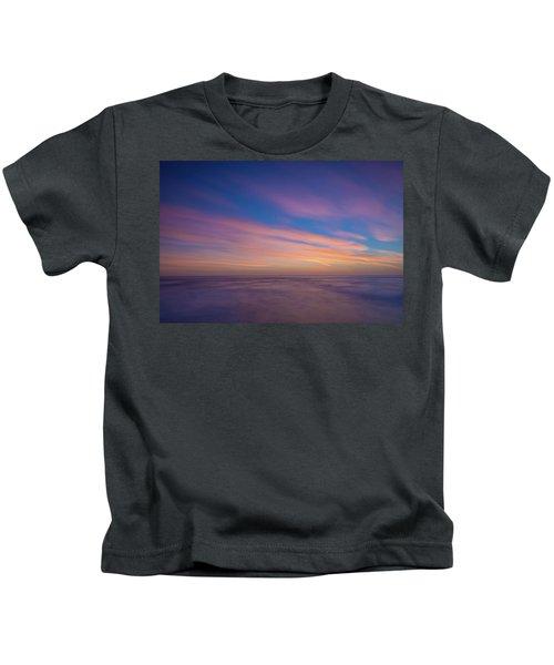 Ocean And Beyond Kids T-Shirt