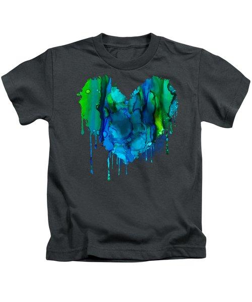 Ocean Depths Kids T-Shirt