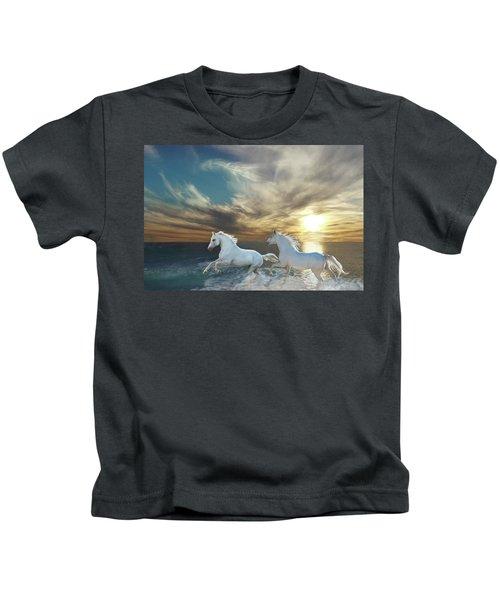 Ocean Play Kids T-Shirt