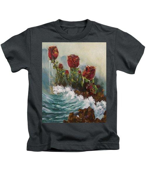 Ocean Rose Kids T-Shirt