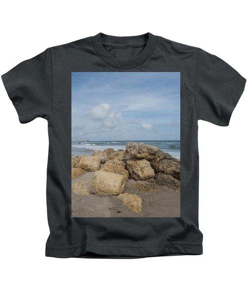 Ocean Scene Kids T-Shirt
