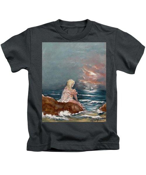 Oceanic Relaxation Kids T-Shirt