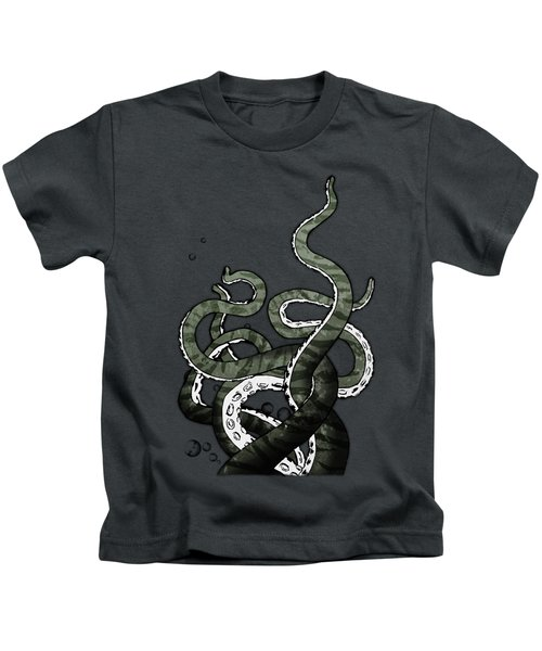 Octopus Tentacles Kids T-Shirt