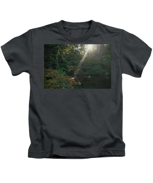 Oh Holy Duck Kids T-Shirt