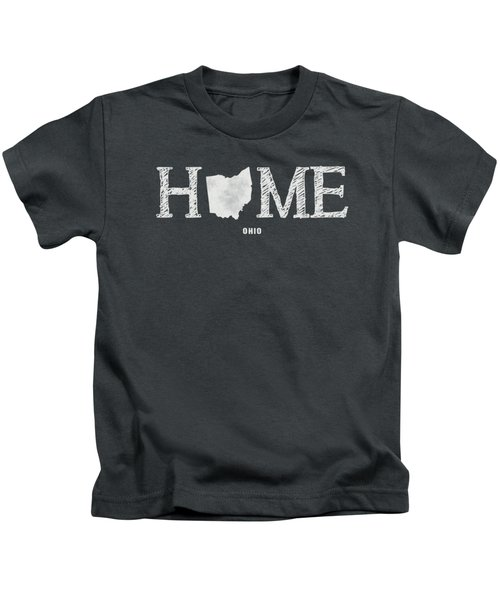 Oh Home Kids T-Shirt by Nancy Ingersoll