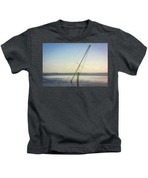 Oh Nooooo. Kids T-Shirt