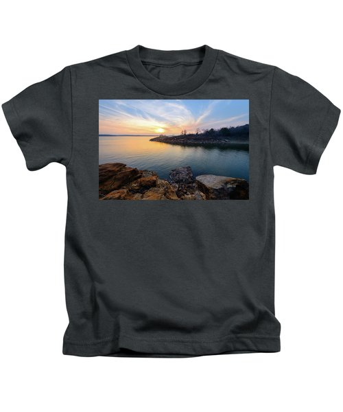 Oklahoma Gold Kids T-Shirt