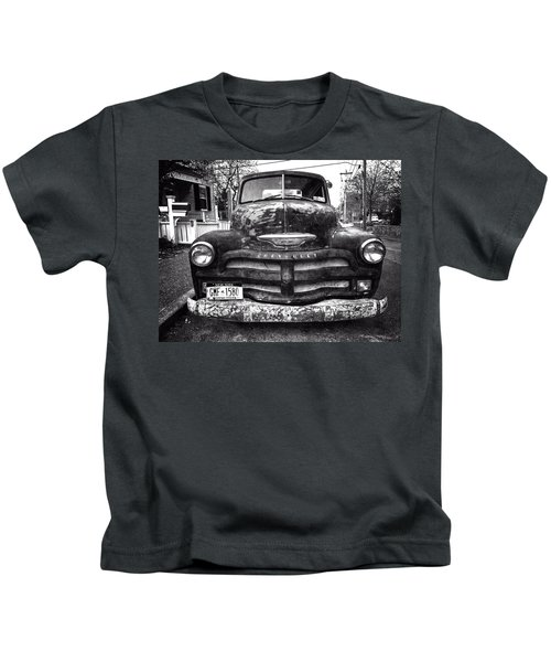 Old Chevy 2 Kids T-Shirt
