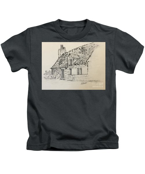 Old Cottage Kids T-Shirt