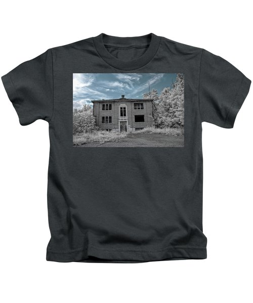 Old Edmonton High School Ir 2 Kids T-Shirt