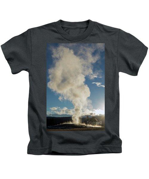 Old Faithfull Kids T-Shirt