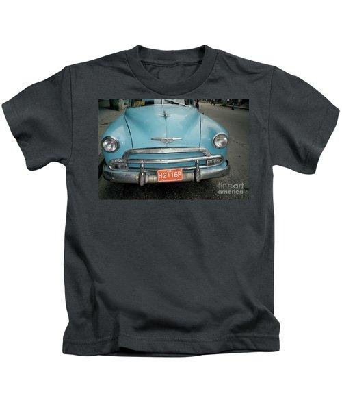 Old Havana Cab Kids T-Shirt
