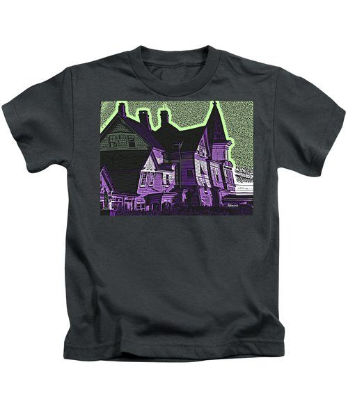 Old Meets New Kids T-Shirt