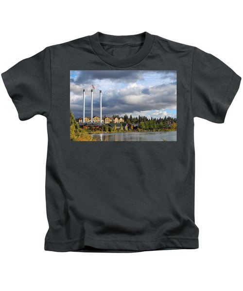 Old Mill District Kids T-Shirt