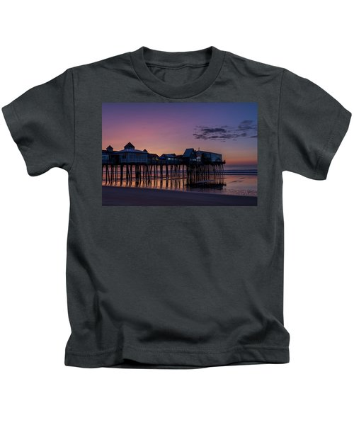 Old Orchard Beach  Kids T-Shirt