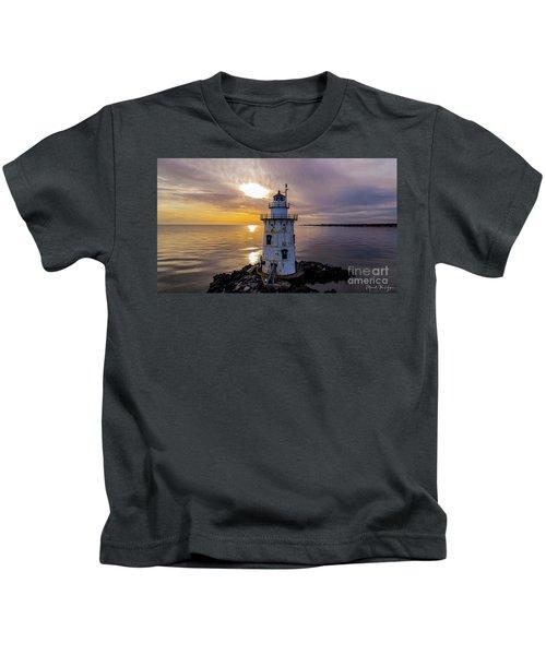Old Saybrook Outer Light Kids T-Shirt