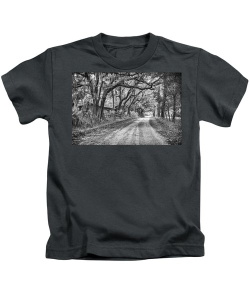 Old Sheep Farm Kids T-Shirt