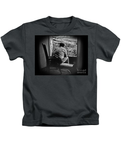 Old Thinking Kids T-Shirt