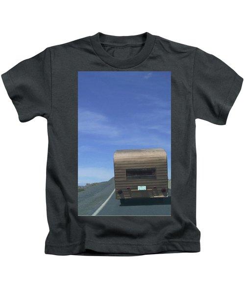 Old Trailer Kids T-Shirt