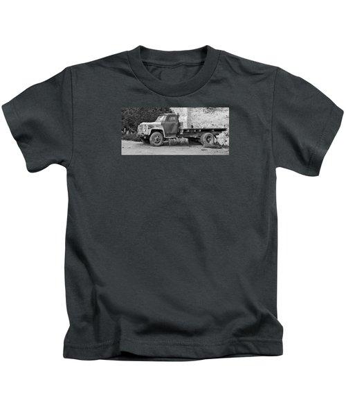 Old Truck Kids T-Shirt