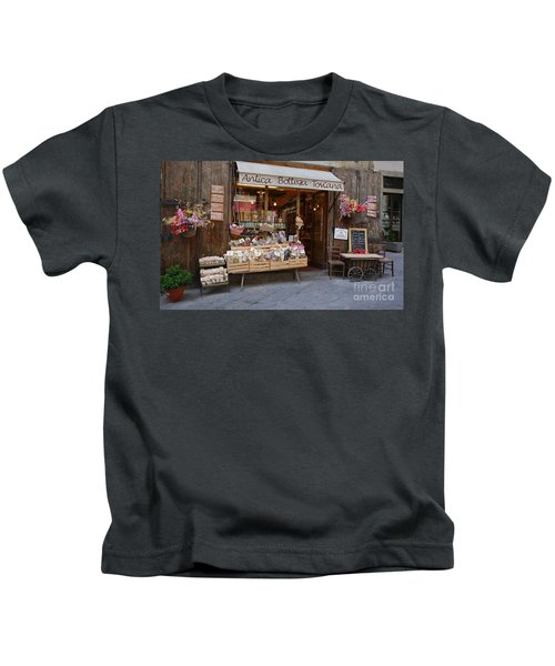 Old Tuscan Deli Kids T-Shirt