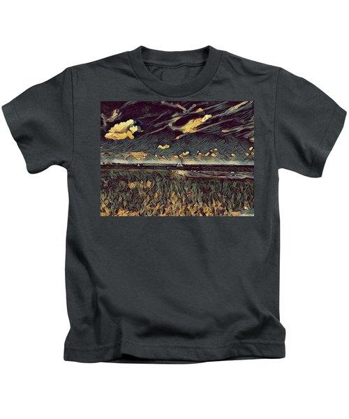 Ominous C's Kids T-Shirt