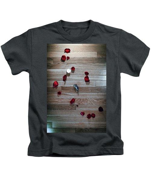 On Nature, Tragedy, And Beauty I Kids T-Shirt