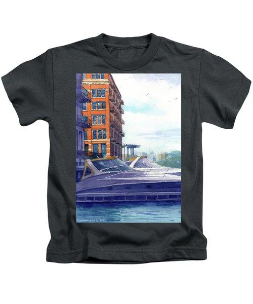 On The Docks Kids T-Shirt