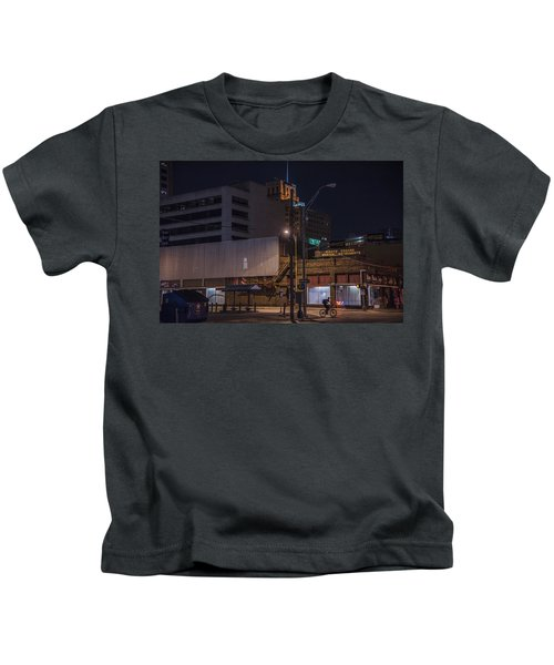 On The Move Kids T-Shirt