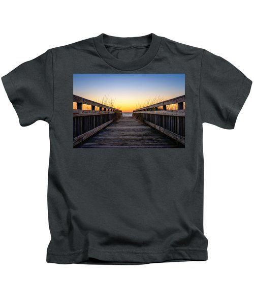 On The Other Side Kids T-Shirt