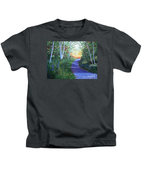 On The Path Kids T-Shirt