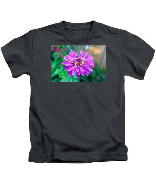 One Flower Circus Kids T-Shirt