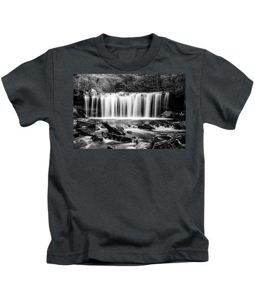 Oneida Falls - 8655 Kids T-Shirt