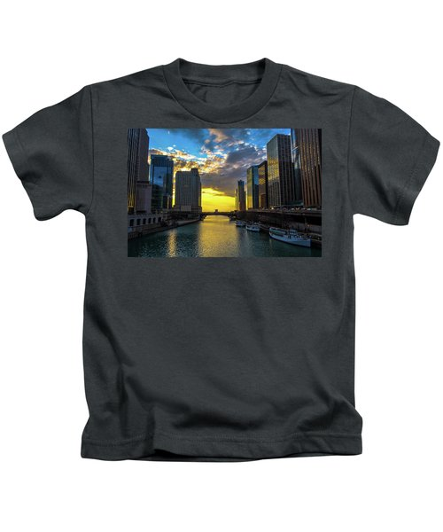 Onto The Lake Kids T-Shirt