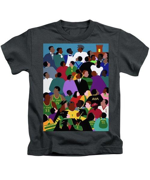 Onward And Upward Kids T-Shirt