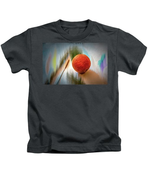 Orange #g4 Kids T-Shirt