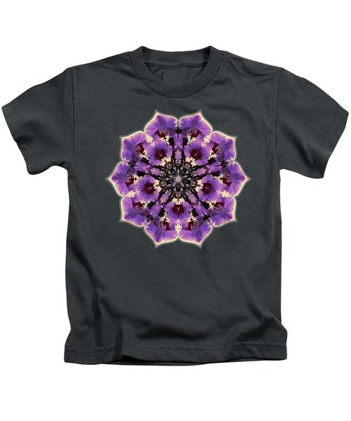 Orchid Lotus Kids T-Shirt