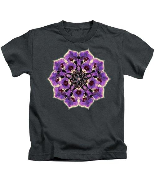 Orchid Lotus Kids T-Shirt