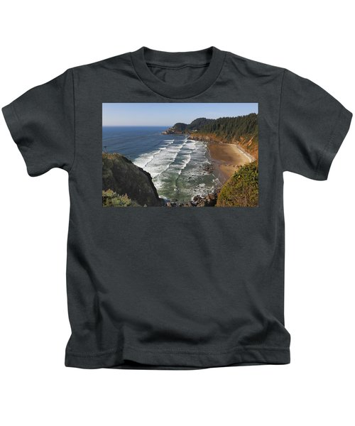 Oregon Coast No 1 Kids T-Shirt