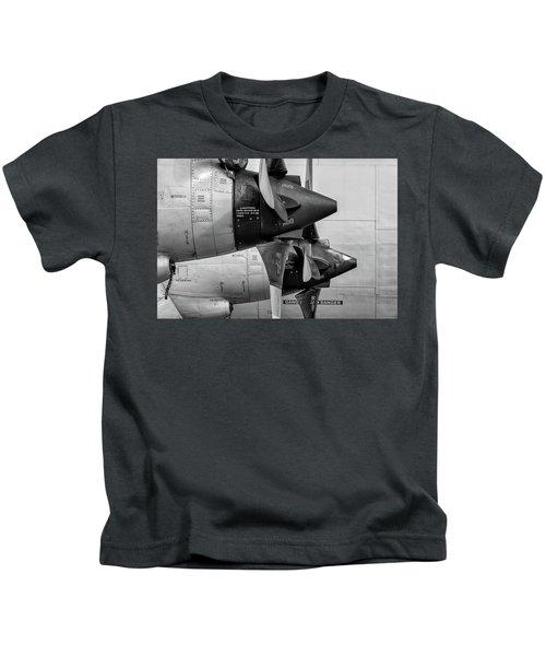 Orion's Thrust - 2017 Christopher Buff, Www.aviationbuff.com Kids T-Shirt