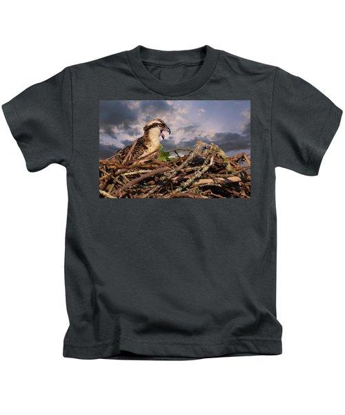 Osprey Talk Kids T-Shirt