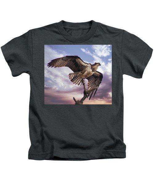 Osprey Wing Kids T-Shirt