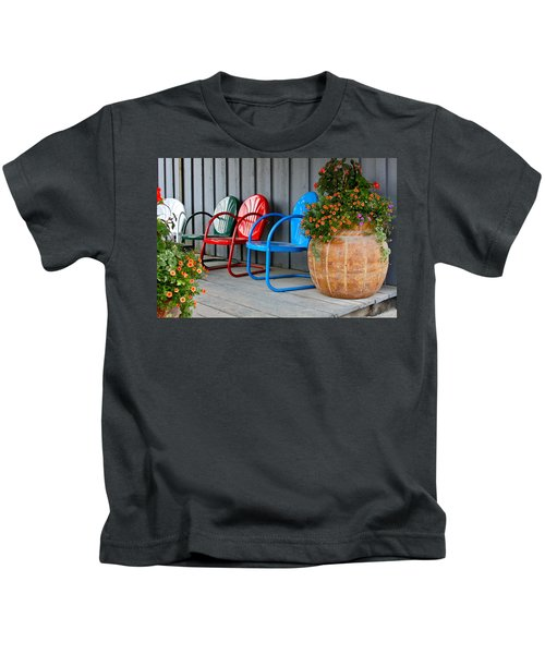 Outdoor Living Kids T-Shirt
