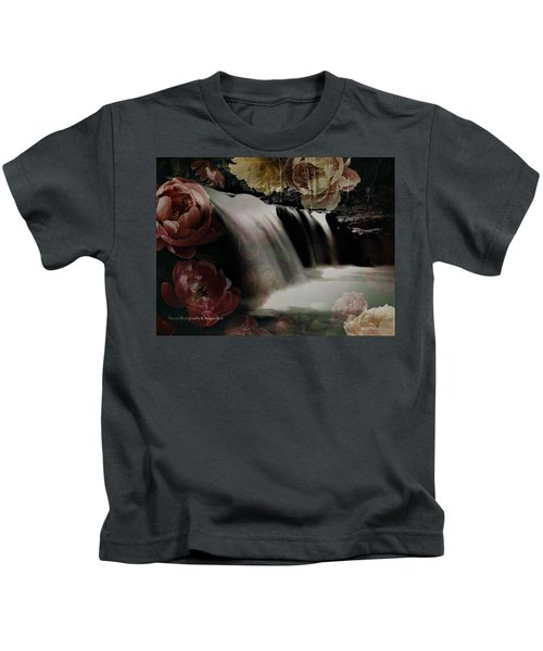 Over The Falls Kids T-Shirt