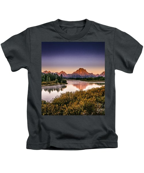 Oxbow Bend Kids T-Shirt